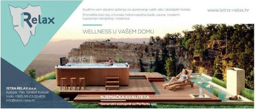 ISTRA RELAX WEB